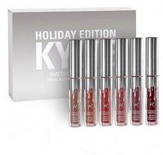 Kylie Jenner Limited Birthday Edition Lip Kit Lipstick & Liner Gloss Matte Set   #Unbranded