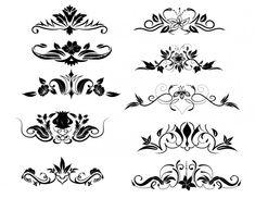 vectores ornamentales gratis - Buscar con Google