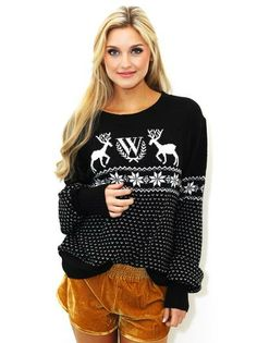 10 Cute Christmas Sweaters | StyleCaster