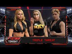 WWE2K17-DIVAS UNIVERSE-RAW-TRIPLE THREAT-STACY KEIBLER V NOELLE FOLEY V ...