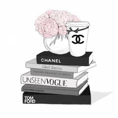 chanel posters prints | art, books, chanel, cool, cute, design, draw, edgy, fashion, girly ...