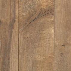 "Mohawk Laminate Chalet Vista 7.5"" x 47.25"" Honeytone Oak Laminate"