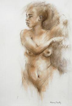 Sensuelle , par Myriam Gosselin