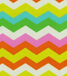 Outdoor Fabric- Waverly SNS Panama Wave/Mimosa