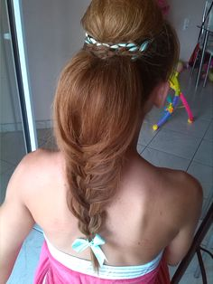back braid!!
