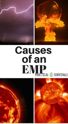 Causes of an EMP. Here are some reasons why EMP's occur
