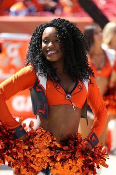 DBC 2018 Denver Bronco Cheerleaders, Denver Broncos, Cheerleading, Sexy, Cheer