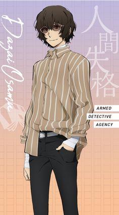 Dazai Bungou Stray Dogs, Stray Dogs Anime, Dark Anime Guys, Anime Boys, Cute Anime Pics, Dazai Osamu, Image Fun, Poses, Lady And Gentlemen