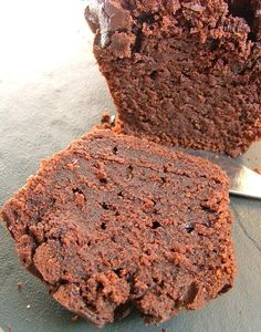 Le cake au chocolat, selon Alain Ducasse