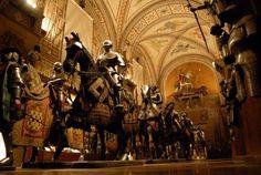 Museo Stibbert in Firenze, Toscana
