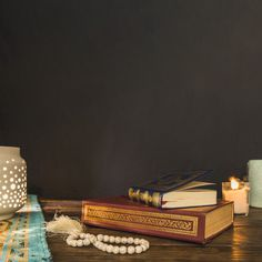 Beads and books near lantern and candle Free Photo Islamic Wallpaper Hd, Quran Wallpaper, Islamic Girl, Islamic Prayer, 3d Wallpaper Decor, Eid Mubarak Stickers, Ramadan Poster, Muslim Images, Ramadan Background