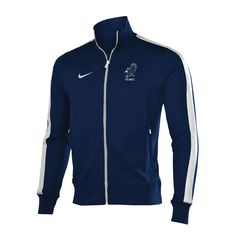 Navy Midshipmen Nike N98 Track Jacket - Navy Blue - $67.99