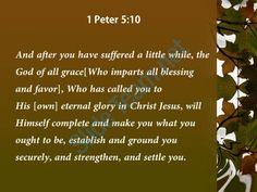 1 peter 5 10 you and make you strong powerpoint church sermon Slide04  http://www.slideteam.net/