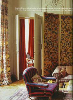 Jennifer Shorto, World of Interiors