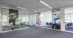 Circulation into PSG's offices in Boulogne, France