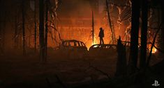 The Last Of Us2, Mountain Wallpaper, Latest Hd Wallpapers, Video Game Art, Video Games, 1080p Wallpaper, Original Wallpaper, Environment Design, The Victim