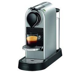 Krups XN 740B CitiZ - Nespressomaschine im retro-modernem Stilsparen25.com , sparen25.de , sparen25.info