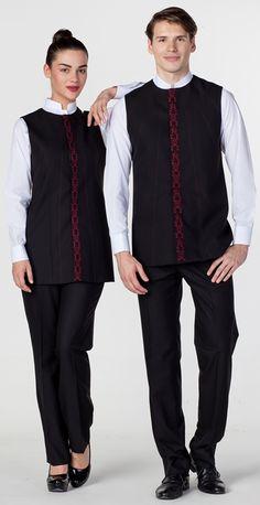 Waiter and Waitress Uniforms