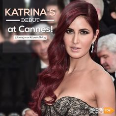 Wanna look like your favorite actress with minimal efforts??  With glossy lips and smokey eyes complementing her hair color, Katrina looked flawless at #Cannes2015, follow this link- http://goo.gl/O8VL3S to get your hands on Katrina's beauty cheats. #Jabongworld #Blog #KatrinaKaif #Flawless #BeautyCheats