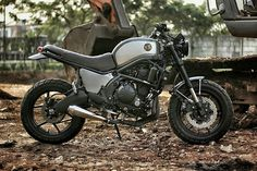 The Temper Kawasaki Versys ~ Return of the Cafe Racers