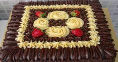 Já conhecemos o ganache tradicional, aquela mistura de chocolate e creme de leite que serve para a cobertura de bolos e tortas, mas hoje trazemos 3 Receita