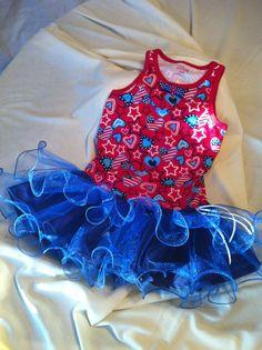 Red dress 9 12 months leotard