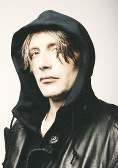 "Mads Mikkelsen  --- in a hoodie. Loved him before Hannibal.  Loved him in ""King Authur""."