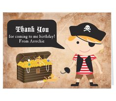 Pirate Party Ideas!   Birthday invitations, lunch boxes, thank you tags, tent cards, drink bottles and more.   Shop Love JK for everything you need for your special day.
