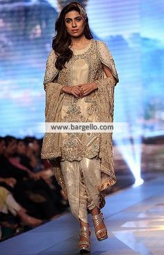 Designer Party Dress with Tulip Shalwar for any Occasion There is no doubt you will grab everyone's attenti
