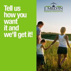 Finding your #NewHome is easy! Watch our short video so you can learn how to use our site: http://jmelvinrealestate.realgeeks.com/