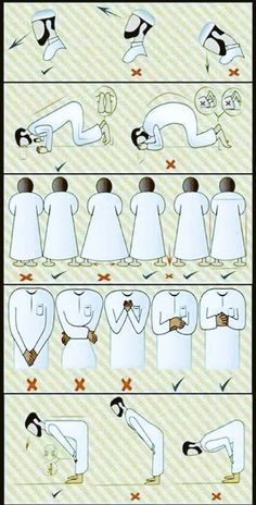 Embedded image permalinkObserve closely and maintain proper posture during salah.