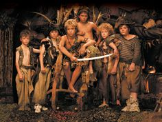 Still of Jeremy Sumpter, Rupert Simonian, Theodore Chester, Lachlan Gooch and Patrick Gooch in Peter Pan the lost boys Peter Pan 2003, Peter Pan Film, Peter Pan Kostüm, Lost Boys Peter Pan, Peter And Wendy, Peter Pans, Lost Boys Costume, Boy Costumes, Costume Ideas