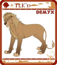 [ old ] - TLK'd Demyx by ipqi.deviantart.com on @DeviantArt