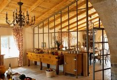 Google Image Result for http://www.hometrendesign.com/wp-content/uploads/2011/06/Wooden-Ceiling-and-Classic-Furniture-Design-in-Traditional-Rustic-House-Design-in-France.jpg