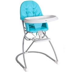 Astro High Chair, except in pink