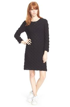 SEE BY CHLOÉ Diamond Sweater Dress. #seebychloé #cloth #