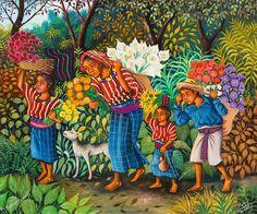 ilustraciones guatemaltecas