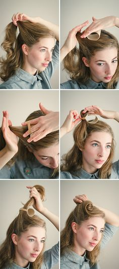 The Hair Parlor // Peachy Keen Sew Hair Tools Review