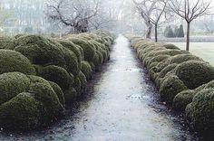 jaques wirtz private garden in belgium