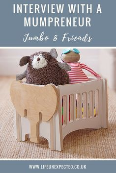 Interview with a Mumpreneur. Do you want to be a Mumboss, Girl boss or Mumpreneur? Want to start your own business from home and raise your children? Find out how other mumpreneurs balance babies and business. Read Esther from Jumbo and Friend's story here!