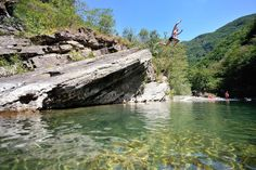 Best wild swimming in Italy | Lakes and rivers to swim in | CN Traveller