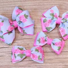 Como Fazer Laços de Cabelo - Passo a Passo, Modelos e Mais! You are in the right place about DIY Hair Accessories box Here we offer you the most beautiful pictures about the DIY Hair Accessories uniqu Ribbon Hair Bows, Diy Hair Bows, Diy Bow, Diy Ribbon, Diy Hair Accessories Bridal, Girls Hair Accessories, Handmade Accessories, Diy Baby Headbands, Baby Bows