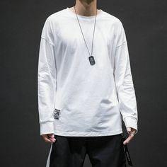 Hello, ☺️  Notre petit coup de coeur pour vous ce soir ! 🤭  A bientôt l'équipe Japean, Japanese Fashion, Fashion Men, Street Wear, Long Sleeve, Sleeves, Outfits, Tops, Women, Japan Fashion