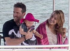 'I have no problem waking up five times in the middle of the night and changing diapers, and as exhausted as you get, I have this stupid grin on my face all the time,' the actor said.   on FacebookJames is one!: Ryan Reynolds revealed his daughter's birthday on Wednesday in a birthday tweet. Here