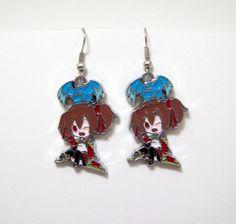 Sword Art Online earrings SAO anime jewelry by Eternalelfcreations, $8.00