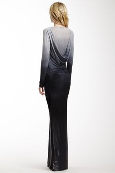 Stefana Ombre Maxi Dress Just beautiful - and hides a lot of flaws.