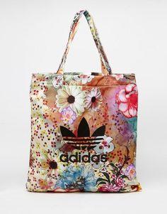 460e083367b0ec adidas Originals x Farm Floral Shopper Adidas Shoes Women