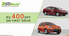 Dealsbro: ZoomcarOffer Rs.400 off on First Drive. www.dealsbro.com/deals/zoomcar-coupons.html