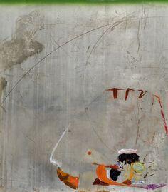 Lotti Ringstrom painting