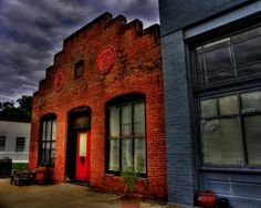 Old Town Clinton, Mississippi, Martial Arts Building (was Cell Block)
